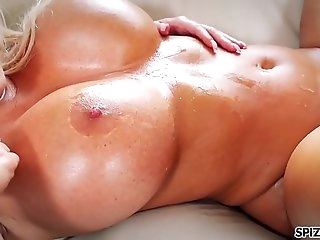 Spizoo - Big backside Lolly Ink suck and fuck a big dick, big boobies