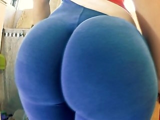 BEST-ASS-EVER Is Back Again! Nominated for Greatest 2015 Ass! Unbelievable Girl!