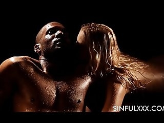 Cayla loves large ebony cock by SinfulXXX.com